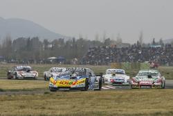 Josito di Palma, CAR Racing Torino, Facundo Ardusso, Trotta Competicion Dodge e Leonel Sotro, Alifraco Sport Ford
