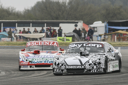 Laureano Campanera, Donto Racing Chevrolet and Matias Jalaf, Catalan Magni Motorsport Ford