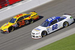 Timmy Hill und David Gilliland, Front Row Motorsports Ford