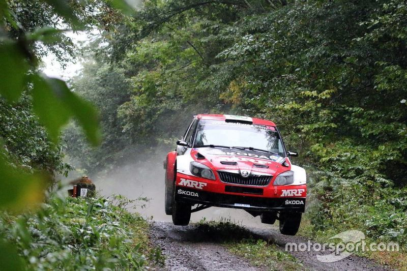 Campeonato de Rally de Asia y el Pacífico: Japón