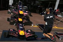 Red Bull Racing, setup