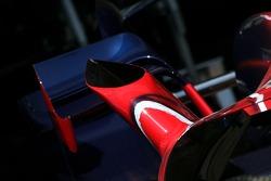 Scuderia Toro Rosso, bodywork detail