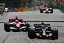 David Coulthard, Red Bull Racing, RB3 and Takuma Sato, Super Aguri F1, SA07