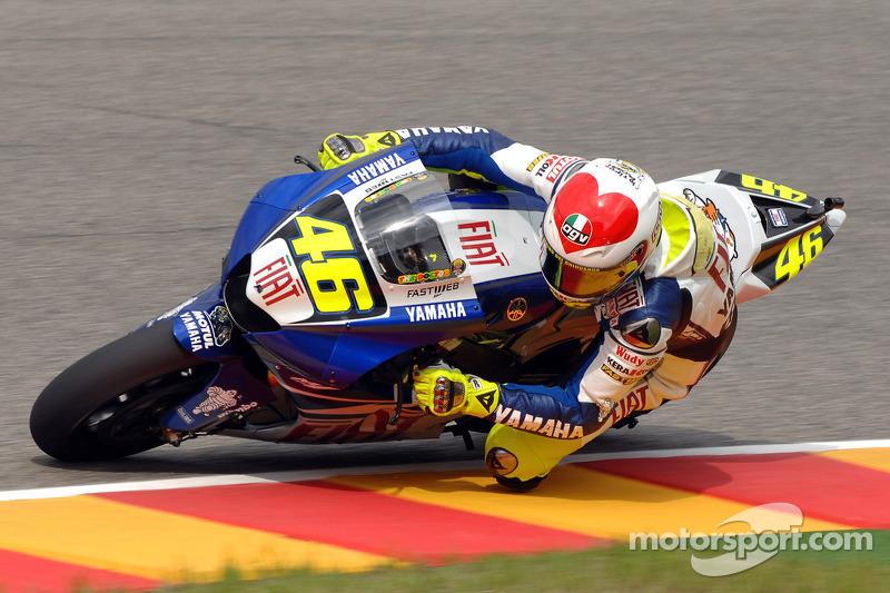 2007: Valentino Rossi, Yamaha YZR-M1