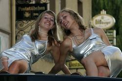 Two lovely girls