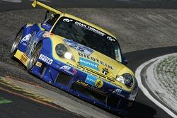 #25 Land Motorsport Porsche GT3 RSR: Marc Basseng, Marc Hennerici
