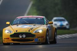 #9 Aston Martin Racing Aston Martin V8 Vantage: Wolfgang Schuhbauer, Christopher Porritt, Richard Meaden
