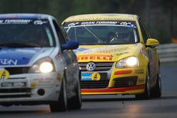 Racing action at Hohenrain