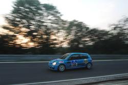 #130 Tolimit Renault Clio Cup: Gavin Dawson, Andrew McFarlane, Scott O'Dannell