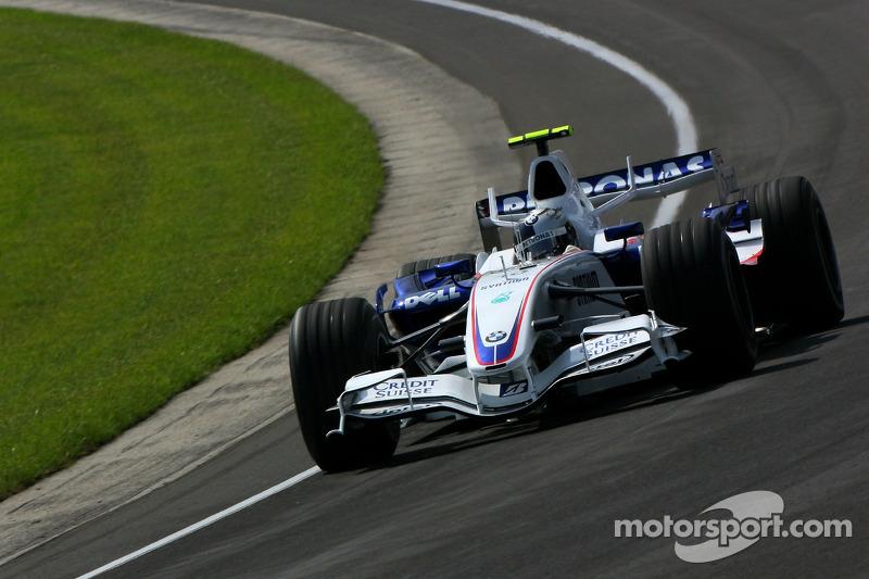 Sebastian Vettel: Grand Prix der USA 2007
