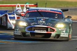 #006 Aston Martin Racing Larbre Aston Martin DBR9: Gregor Fisken, Patrick Bornhauser, Roland Berville