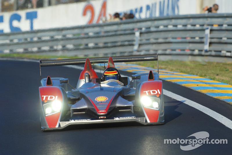 2007: Frank Biela, Emanuele Pirro, Marco Werner, Audi R10 TDI