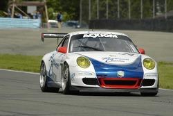 #74 Tafel Racing Porsche GT3 Cup: Eric Lux, Wolf Henzler