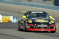 #85 Farnbacher Loles Motorsports Porsche GT3 Cup: Dominik Farnbacher, Leh Keen, Craig Stanton