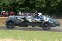 Bentley Barnato Hassan Special 1933