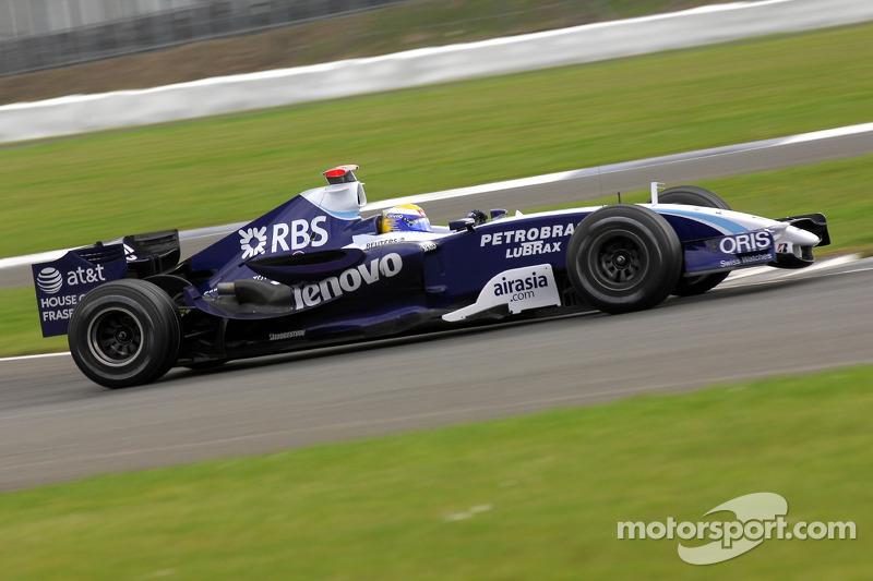 2007: 威廉姆斯FW29赛车