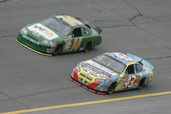 Sterling Marlin and Bobby Labonte
