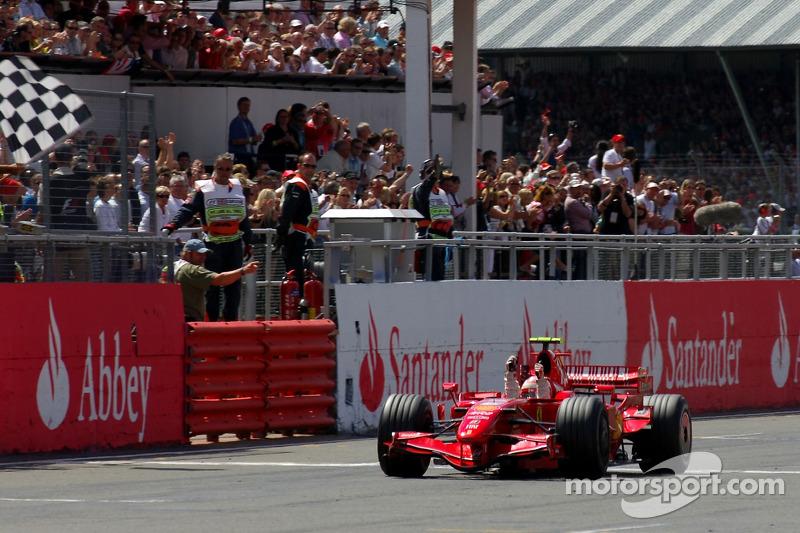 2007: Kimi Raikkonen, Scuderia Ferrari F2007