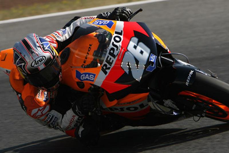 2007: Dani Pedrosa (Honda)