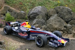 Red Bull Racing, Showcar on display at the outdoor track at a Red Bull Event