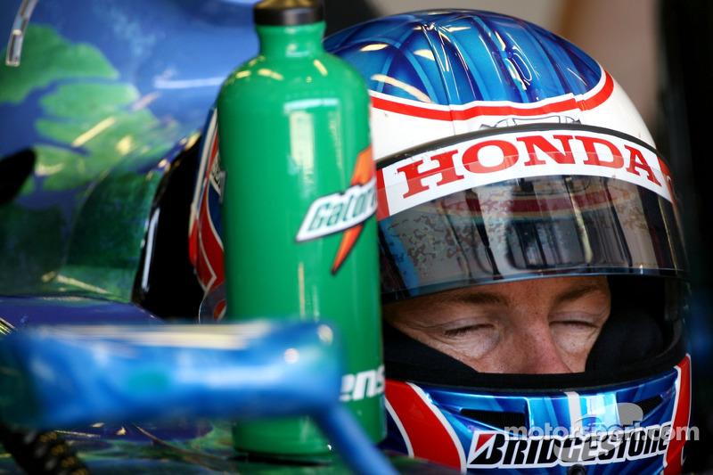 Дженсон Баттон, Honda Racing F1 Team