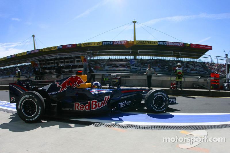 Девід Култхард, Red Bull Racing, RB3