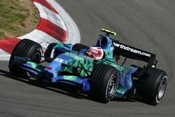 Рубенс Баррікелло, Honda Racing F1 Team, RA107