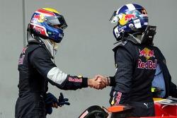 Девід Култхард, Марк Веббер, Red Bull Racing