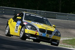 #215 Black Falcon BMW 392 C: Alex Böhm, Michael Rebhan, Sean Paul Breslin, Rolf Scheibner
