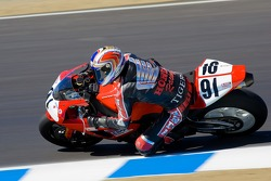 Dimanche, warm-up Superbike