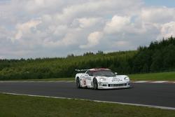 #3 Luc Alphand Aventures Corvette C6R: Vincent Vosse, Greg Franchi, Olivier Beretta, Oliver Gavin