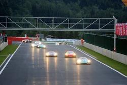 #2 Vitaphone Racing Team Maserati MC 12 GT1: Stéphane Lemeret, Miguel Ramos, Christian Montanari, Ma