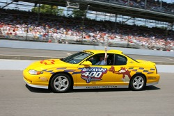 The 2001 Brickyard 400 official pace car