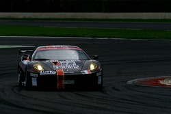 #52 Racing Team Edil Cris Ferrari 430 GT2: Paolo Ruberti, Damien Pasini, Matteo Cressoni, Lorenzo Case