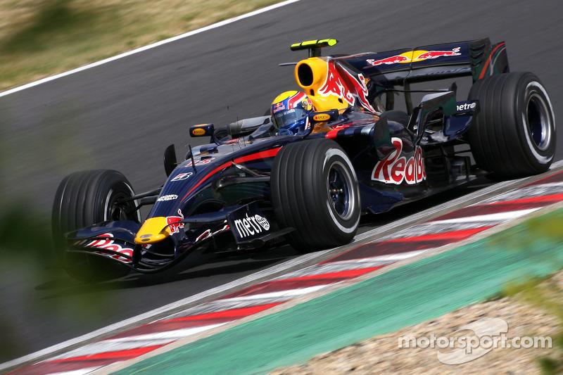 2007: Red Bull RB3