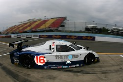 #16 Howard Motorsports Porsche Crawford: Andy Lally, Rob Dyson