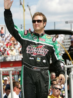 Drivers introduction: J.J. Yeley