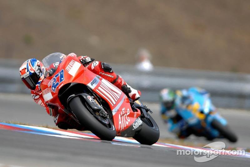 2007: Casey Stoner, Ducati