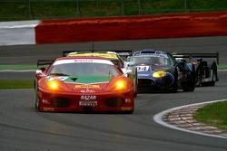 #97 GPC Sport Ferrari 430 GT: Matteo Bobbi, Alessandro Bonetti, Fabrizio De Simone