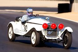 Scott McClenahan, 1930 Alfa Romeo GS