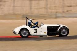 John Buddenbaum, 1949 Jaguar-Parkinson Spl.