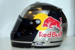 Sebastian Vettel, Scuderia Toro Rosso, helmet