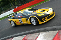 #89 Team Markland Racing Corvette C6 Z06: Kurt Thiim, Thorkild Thyrring