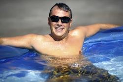 Paolo Coloni Team Principal cools down