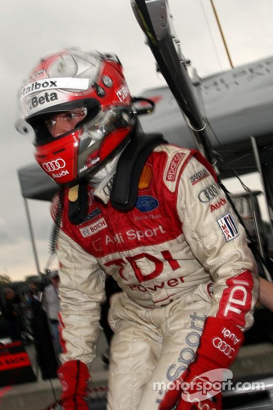 Rinaldo Capello en pole position