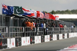 Flags of A1GP