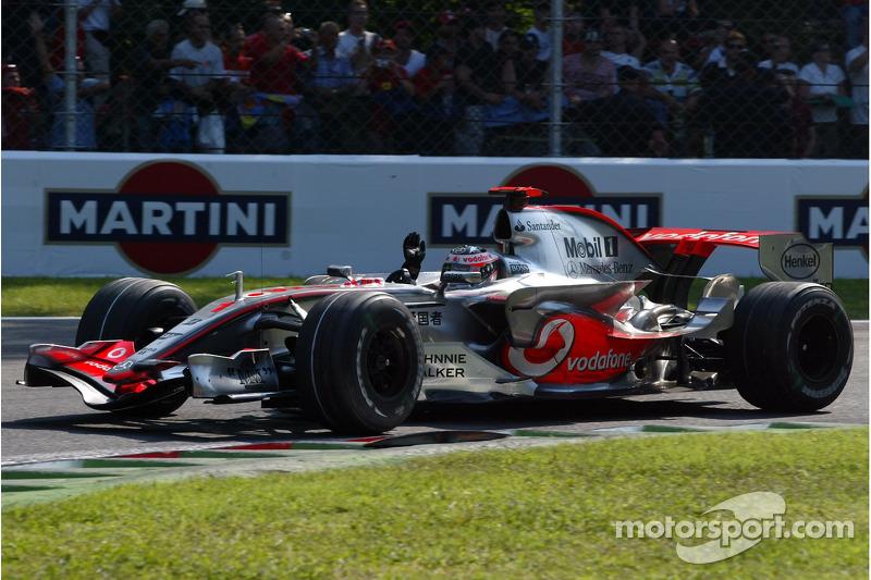 2007 - Фернандо Алонсо (McLaren)