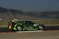 #40 Hyper Sport Mazda RX-8: Joe Foster, Charles Espenlaub, Patrick Dempsey