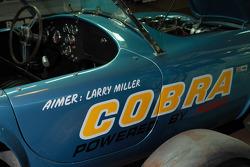 The Miller Motorsports Park Museum