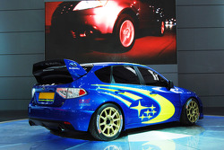 Subaru WRC Concept Car at the Frankfurt Auto Show